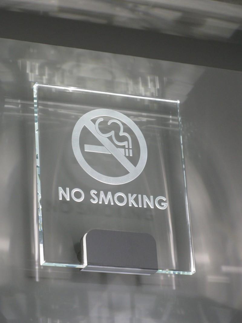 Edge Lit Glass Signs