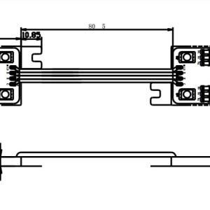 quad led detail
