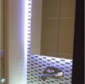 Illuminated LED Mirrors MegaLED Illuminated led mirrors specialists London UK