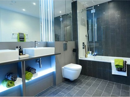 Led Bathroom Lighting Designs Mirrors Shelves Cove Lighting Bath Lighting