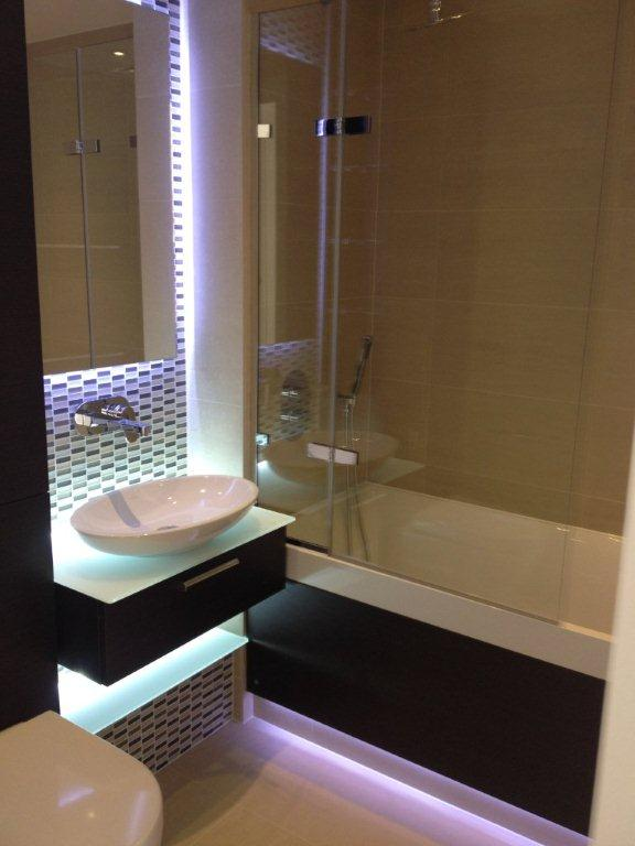 Bathroom LED Lighting Schemes